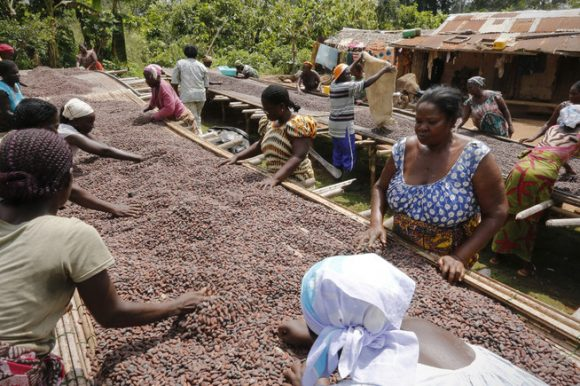 Women grow 70% of Africa's food. But have few rights over the land they tend