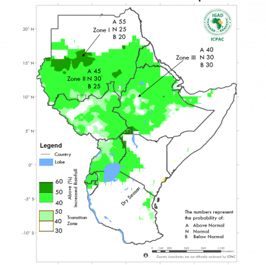 Greater Horn of Africa climate outlook